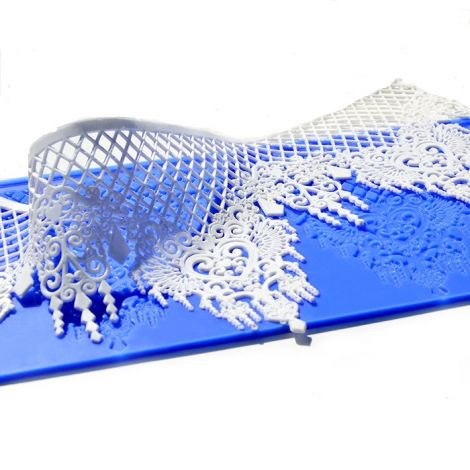 Virginia Silicone Lace Mat