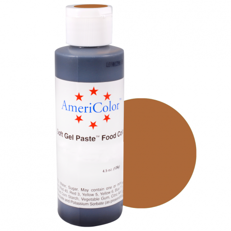Americolor 4.5 oz Warm Brown