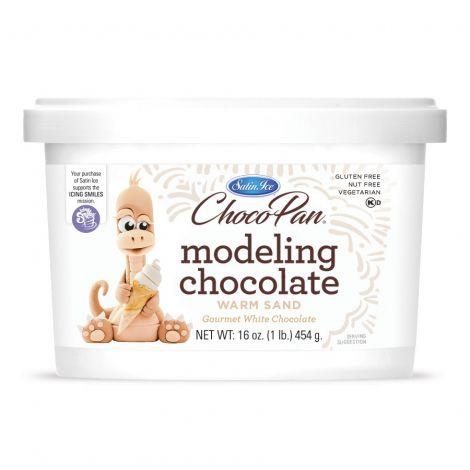 ChocoPan Warm Sand Modeling Chocolate 1#