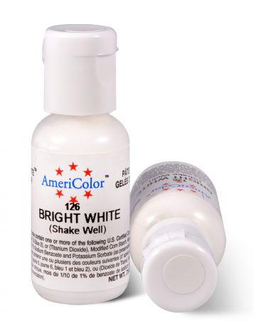 Americolor Bright White 3/4 oz