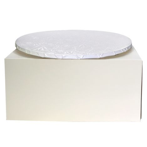 "12"" Single Combo Pack With 1/2"" Round White Drum"
