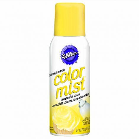 Yellow Color Mist