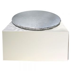 "10"" Single Combo Pack With 1/2"" Round Silver Drum"