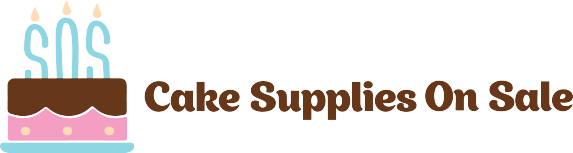 Cake Supplies On Sale
